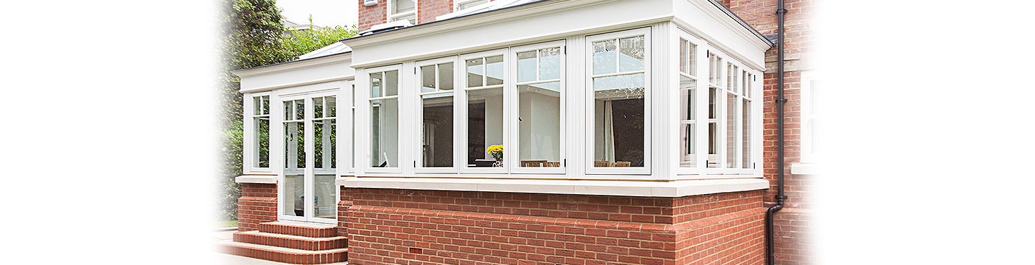 OAKHAM orangery specialists leicestershire